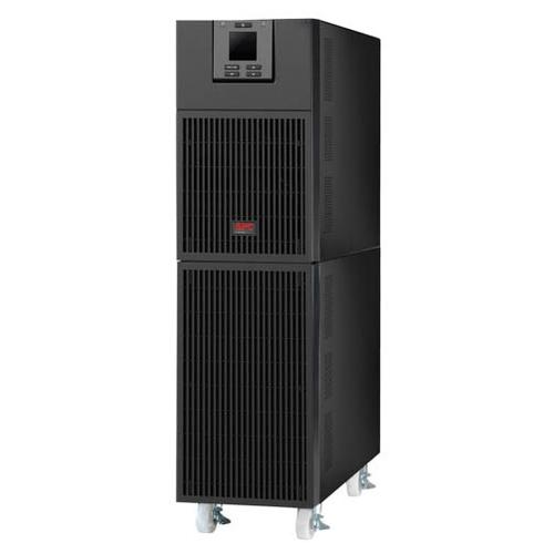APC Easy UPS SRV, 6000VA/6000W, On-Line, Tower, Hard wire, LCD, USB, SmartSlot,PowerChute, Black - SRV6KI