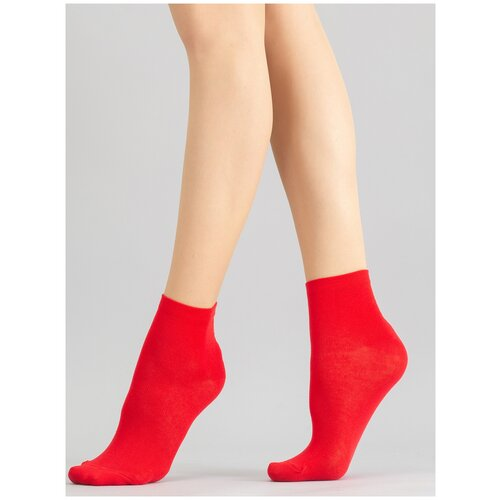 Носки Giulia WS2 CLASSIC размер 39-40, red (Красный)