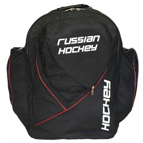 Баул хоккейный Сумка спортивная BITEX 24-30 черный/красный