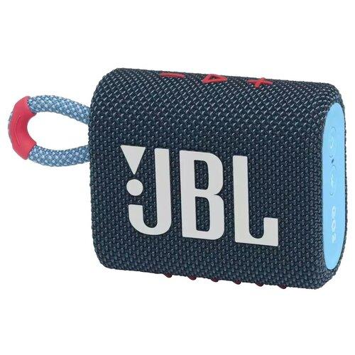 Портативная акустика JBL GO 3 темно-синий