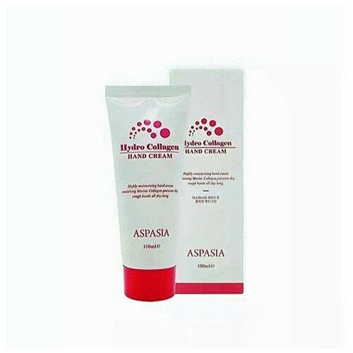 Фото - Aspasia Collagen Hand Cream Крем для рук с коллагеном 100г. крем для рук с коллагеном 7% natural s o s hand cream collagen 500мл