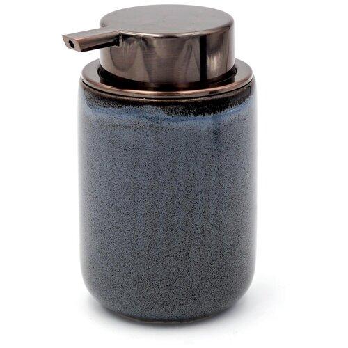 Дозатор для жидкого мыла Abby серый