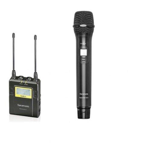 Микрофон Saramonic UwMic9 RX9+HU9+TX9 A01178