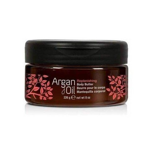 Купить Body drench argan oil replenishing body butter - восстанавливающее масло для тела с арганой, 236 мл