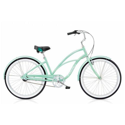 Велосипед городской Electra Cruiser Lux 3i Green(В собранном виде)