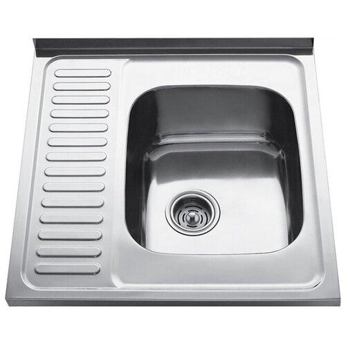 Кухонная мойка KAISER KSS нержавеющая сталь (KSS-6060R)