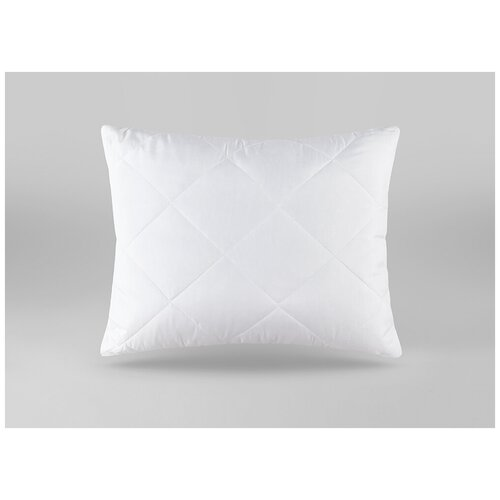 Подушка средняя в стеганом чехле оазис / 50 х 68 / 50% Хлопок 50% Полиэфирное волокно
