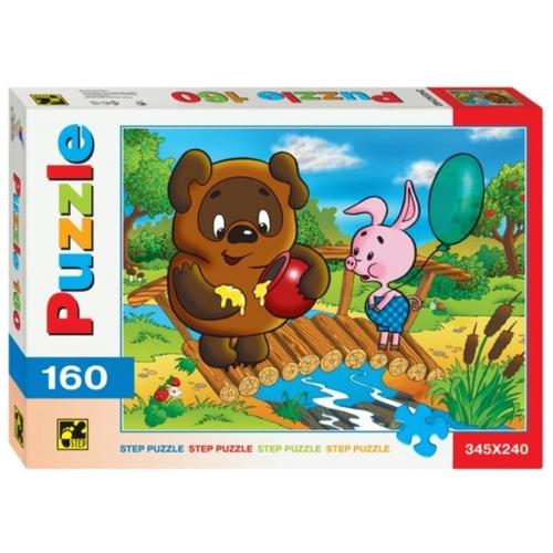 Пазл Step puzzle 160 Винни Пух