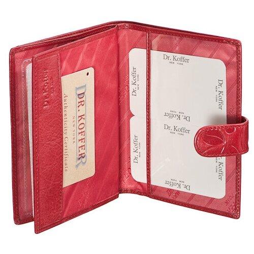 Др.Коффер X510137-117-03 обложка для паспорта автодок
