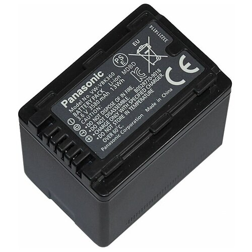 Аккумулятор PANASONIC VW-VBK360