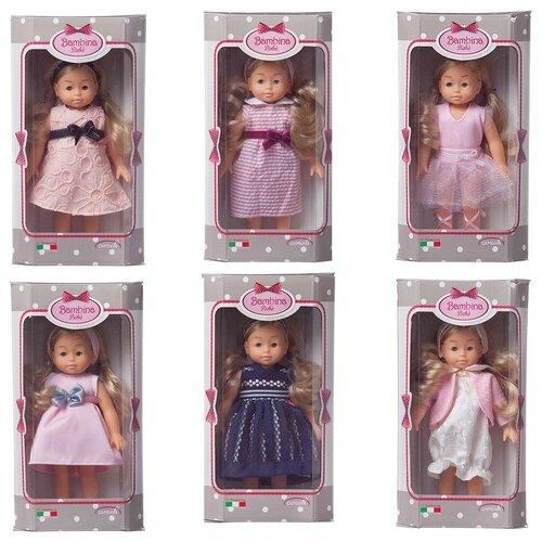 Фото - Кукла DIMIAN Bambina Bebe 20 см, 6 видов в коллекции dimian