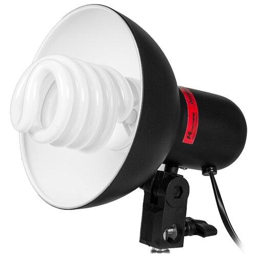 Фото - Осветитель Falcon Eyes LHPAT-15-1 с отражателем 15 см лампа falcon eyes ml 125 e27 для серии lhpat 26 1 40 1
