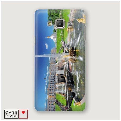 Чехол Пластиковый Samsung Galaxy A5 Петергоф