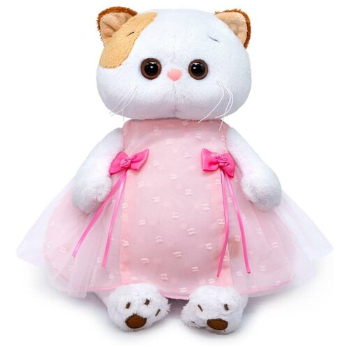 Купить Budi Basa Basik & Co Кошечка Ли-Ли в розовом платье 24 см, BUDI BASA collection, Мягкие игрушки