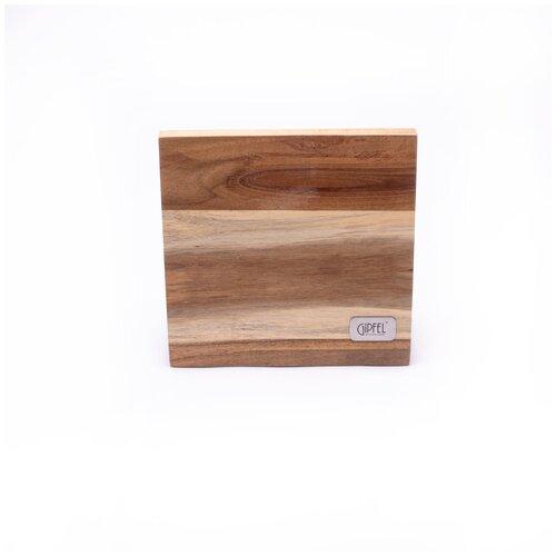 Подставка для ножей на магнитах, 24х22см 9862 GIPFEL
