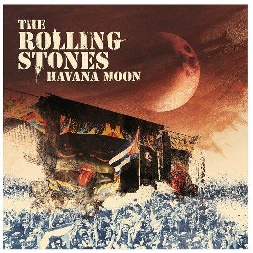 Виниловая пластинка Universal Music Rolling Stones, The Havana Moon (+DVD)