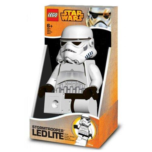 Фонарь-игрушка LEGO Star Wars. Stormtrooper ночники lego игрушка минифигура фонарь star wars штормтрупер