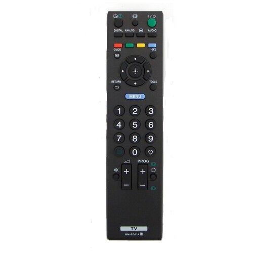 Фото - Пульт ДУ Sony RM ED014 LCD TV пульт системы голосования responsecard rf lcd