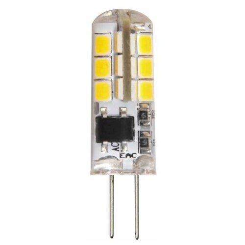 Фото - Лампа светодиодная PLED-G4 3Вт капсульная 2700К тепл. бел. G4 200лм 220-230В JazzWay 1032041 (упаковка 10 шт) лампа светодиодная jazzway pled g4