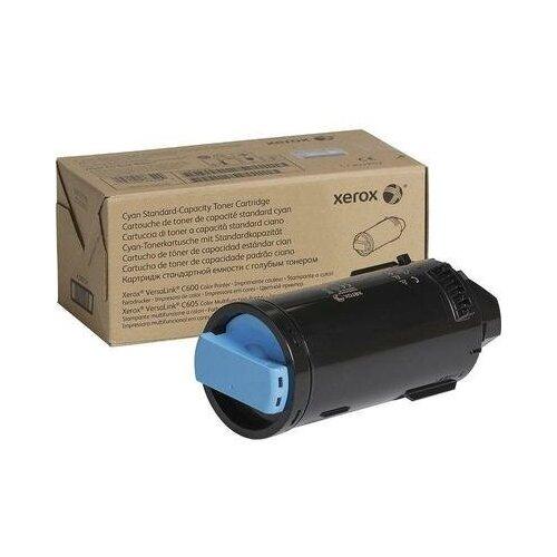 Фото - Картридж лазерный Xerox 106R03924 голубой оригинальный картридж лазерный xerox 106r03748 голубой