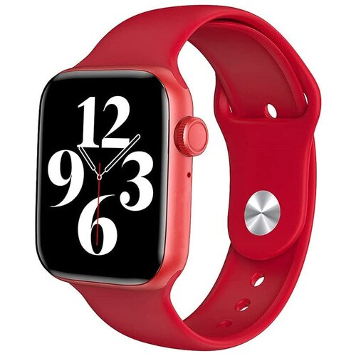 Умные часы Smart watch IWO HW99, красный