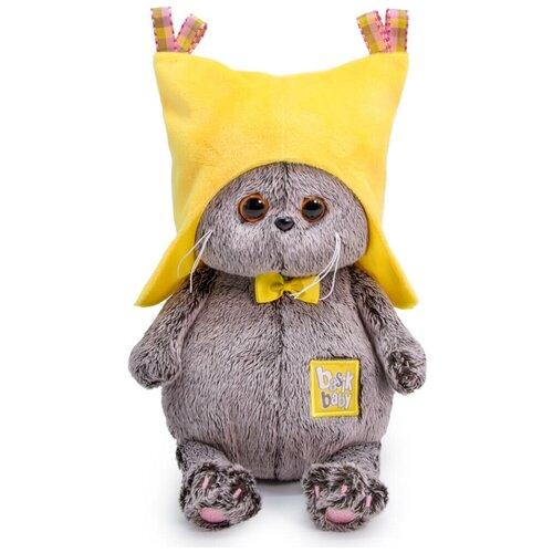 Budi Basa Basik & Co Басик BABY в желтой шапочке 20 см