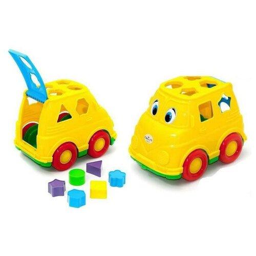 Автомобиль-логика Микроавтобус