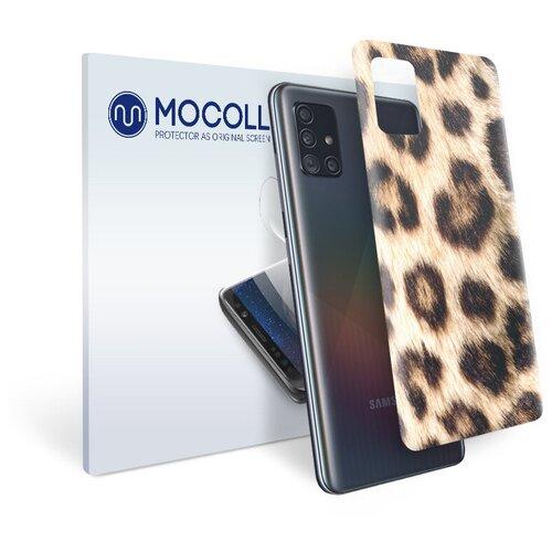 Пленка защитная MOCOLL для задней панели Samsung GALAXY Note 9 Ирбис