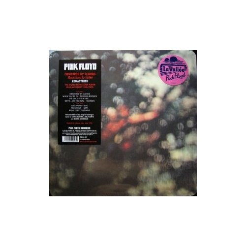 Виниловые пластинки, Pink Floyd Records, PINK FLOYD - Obscured By Clouds (LP) недорого