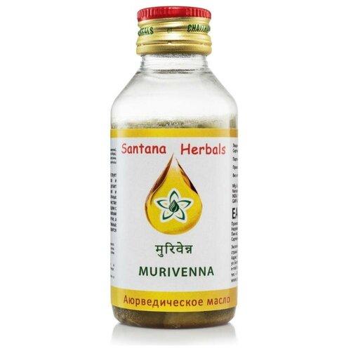 Купить Масло аюрведическое МУРИВЕННА, 100 мл, Santana Herbals