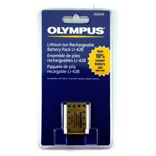 Аккумулятор Olympus Li-42B (Li-40B) для Olympus FE5020, FE5030, U1070, VR-320, TG310