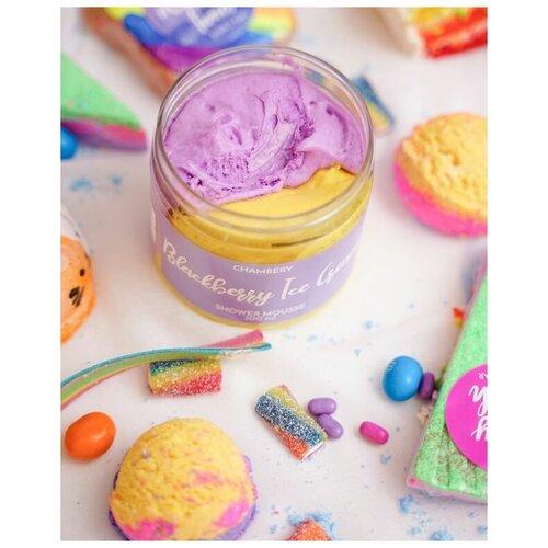 Купить Мусс для душа CHAMBERY Blackberry Ice Cream , 300 мл