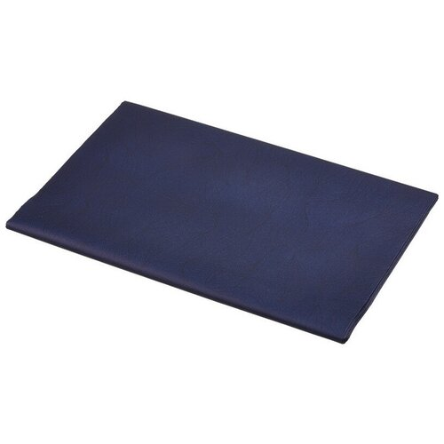 Скатерть бумажная ASTER Creative 1-сл.синяя 120х200см