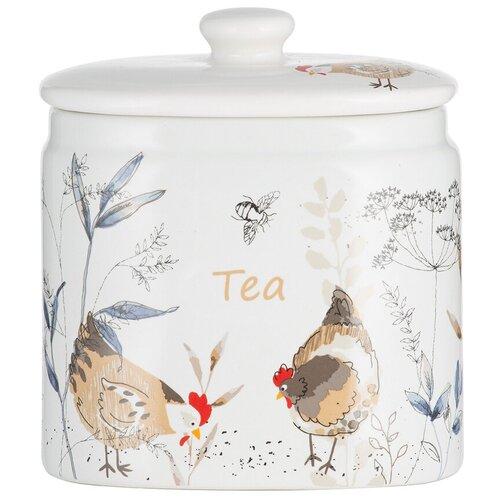Емкость для хранения чая Price&Kensington Country Hens (P_0059.632)