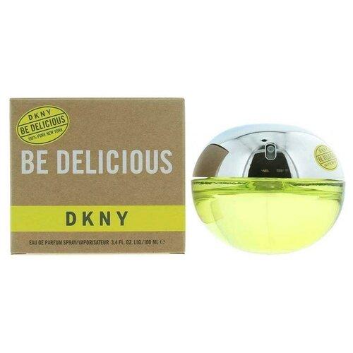 Туалетные духи (eau de parfum) Dkny woman Be Delicious (2009) Туалетные духи 50 мл. dolce gabbana velvet sicily туалетные духи 50 мл