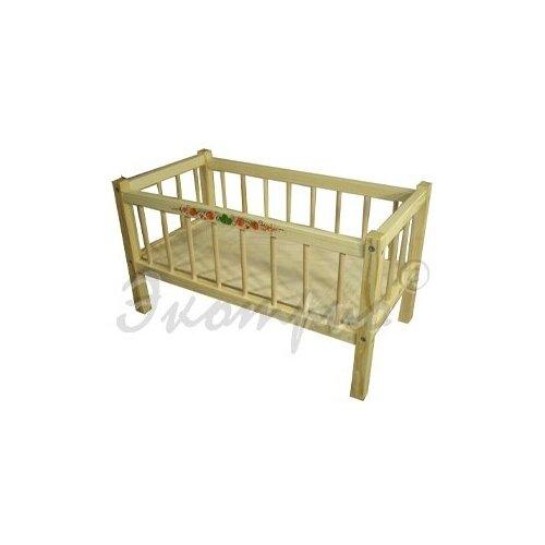 Кровать для кукол Сонечка