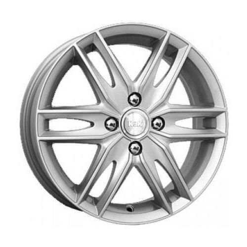 Фото - Колесный диск КиК Монтеррей 6 \R16 5x112 ET50.0 D57.1 Сильвер диск колесный стальной r16 astra j general motors 13259235