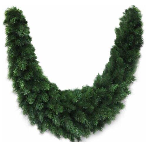 Хвойная гирлянда - сваг триумф норд, хвоя - леска+PVC, 180 см, Triumph Tree 73103