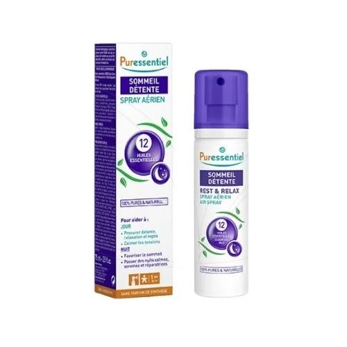Puressentiel смесь эфирных масел Rest & Relax Air Spray, 75 мл