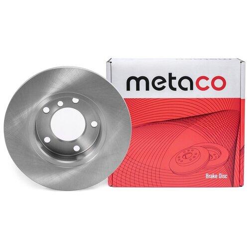 Диск тормозной передний не вентилируемый Metaco 3100-021