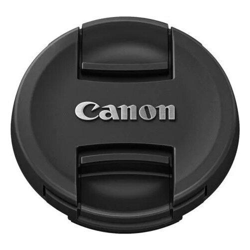Крышка Fujimi E-58II с надписью Canon 58mm