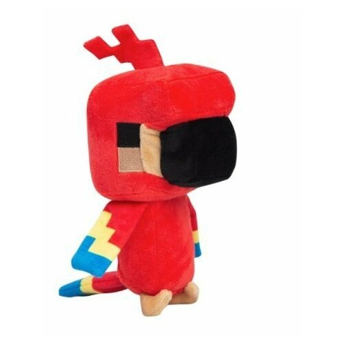 Фото - Мягкая игрушка Попугай Happy Explorer Майнкрафт 18см мягкая игрушка шар заяц 18см