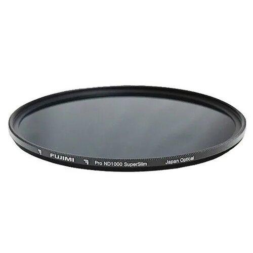 Нейтрально-серый фильтр Fujimi ND1000 Pro SuperSlim 72mm