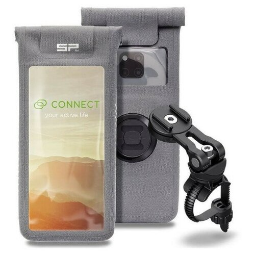 Фото - Держатель SP Connect Bike Bundle II Universal Case Размер M 54425 кейс для камеры sp connect pov case xs blue