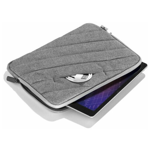 Защитный чехол для планшета DURABLE, 25x18 см, антрацит