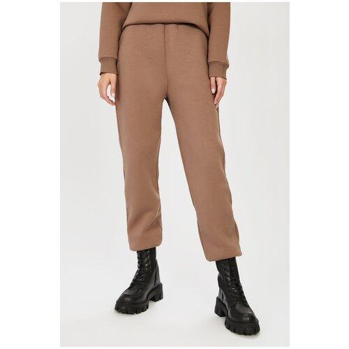 Фото - Брюки Baon, размер XXL/52, soft caribou шорты baon размер xxl 52 dark beige