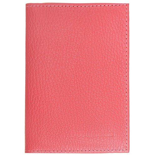 Обложка для документов (паспорт+автодокументы) Richline АГ62брусничный