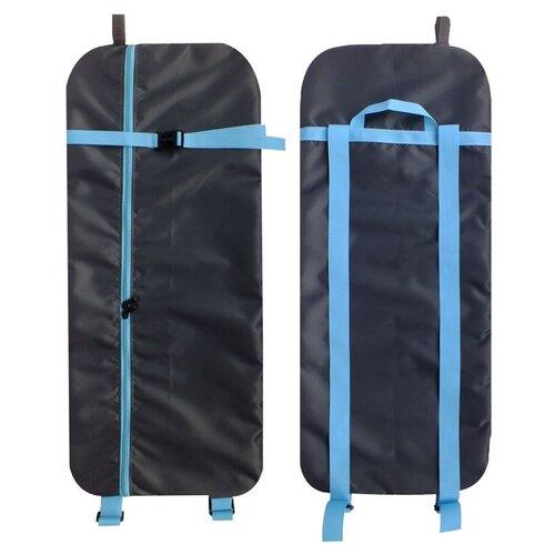 чехол skatebox для самоката xiaomi dark blue black st17 dark blue black Чехол Skatebox Compact St6-black-blue