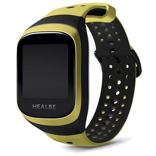 Умные часы Healbe GoBe v.3 Yellow-Black HLB30YL