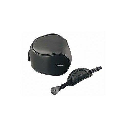 Чехол для фотокамеры Sony LCJ-HJ Black для DSC-HX100, DSC-HX200, DSC-HX20V черный (LCJHJB.SYH)